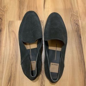 Dolce vita charcoal loafers